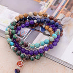 Energetic Healthy Me Power Necklaces Chi Of Life Mala