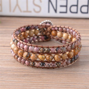 Energetic Healthy Me Stone Bracelets All Is Possible