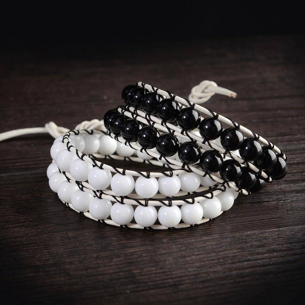 Energetic Healthy Me Stone Bracelets 'Always With Me' Bracelets Bundle Set