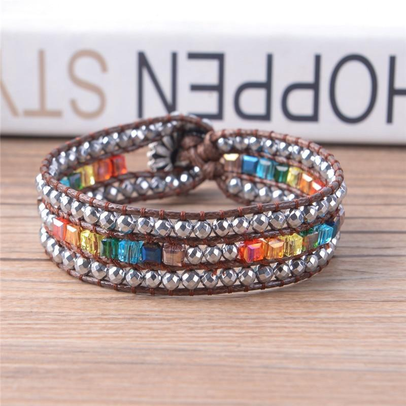 Energetic Healthy Me Stone Bracelets Full Spectrum