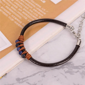 Energetic Healthy Me Stone Bracelets Happy Dance Tigers Eye