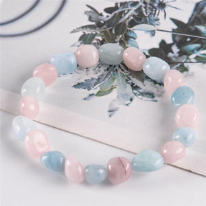 Energetic Healthy Me Stone Bracelets Heartful Waves