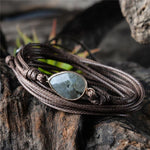 Energetic Healthy Me Stone Bracelets Spiritual Connection
