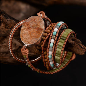 Energetic Healthy Me Stone Bracelets Stones Throw
