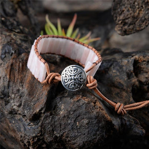 Energetic Healthy Me Stone Bracelets Warm Embrace