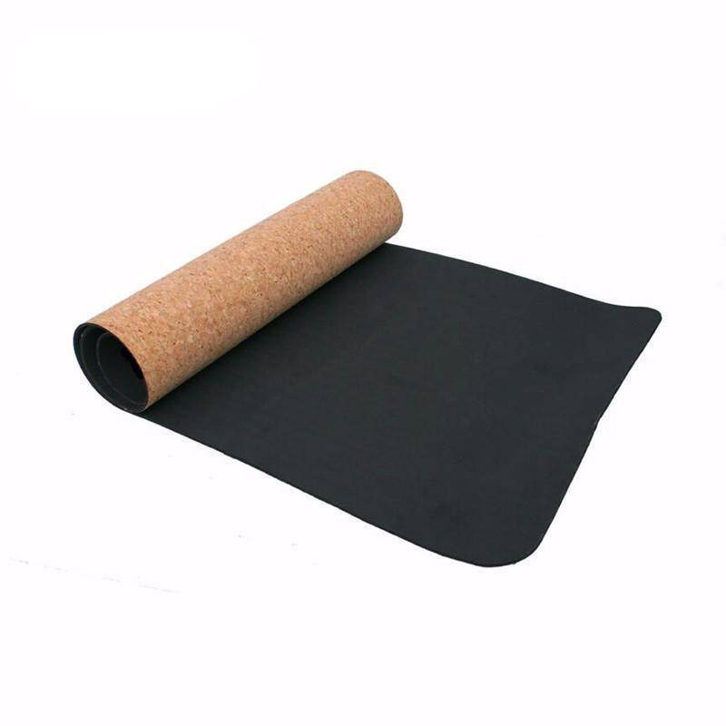 Energetic Healthy Me Yoga Mats Cork Acro Yoga Mat