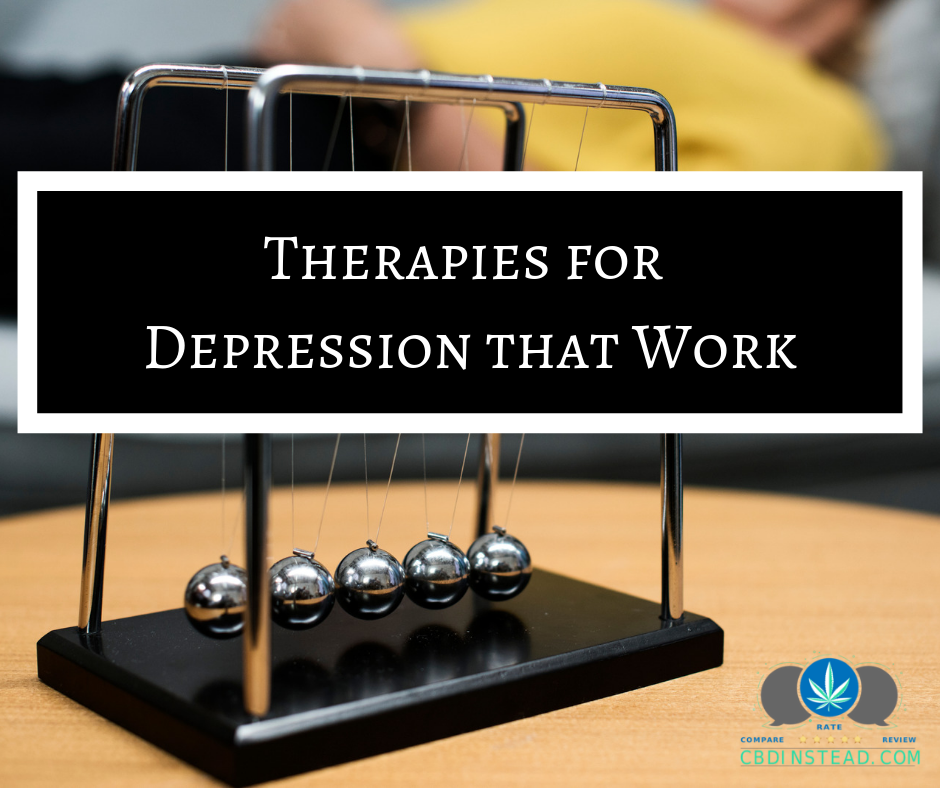 Therapies for Depression that Work