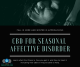 CBD For Seasonal Affective Disorder