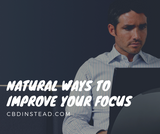 Natural Ways to Boost Your Focus
