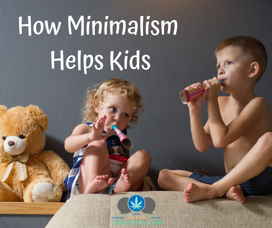 How Minimalism Helps Kids