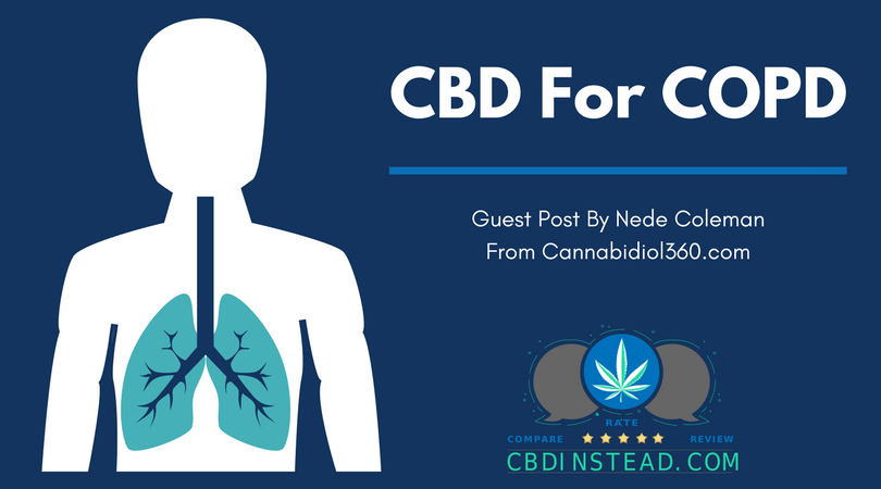 CBD for COPD