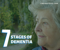 7 Stages of Dementia