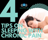 4 Tips for Sleeping with Chronic Pain