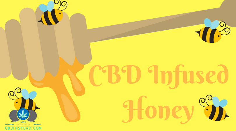CBD Infused Honey