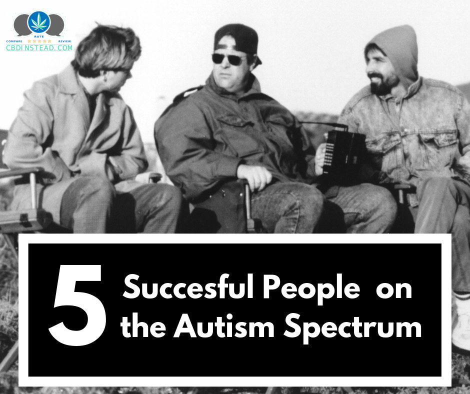 5 Successful People on the Autism Spectrum