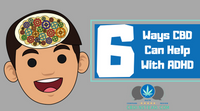 6 Ways CBD Can Help With ADHD