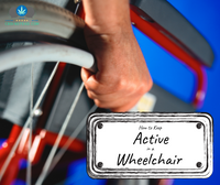 How to Keep Active in a Wheelchair