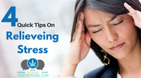 4 Quick Tips On Relieving Stress