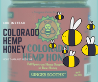 Colorado Hemp Honey: More Than Medicine