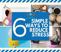 6 Simple Ways to Reduce Stress