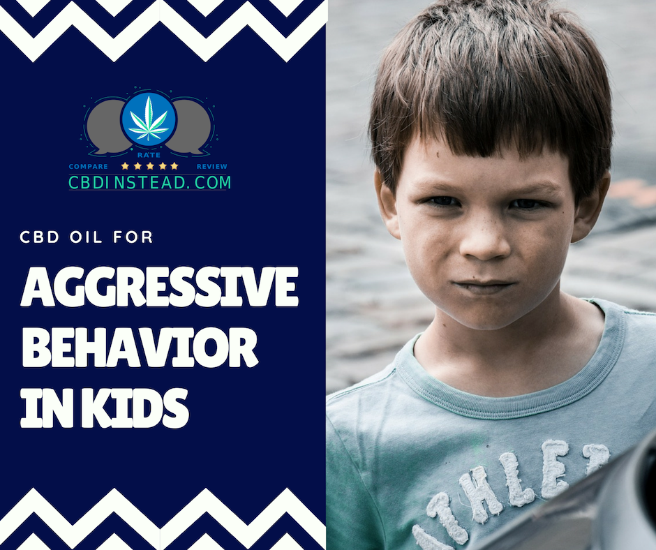 CBD For Aggressive Behavior In Kids