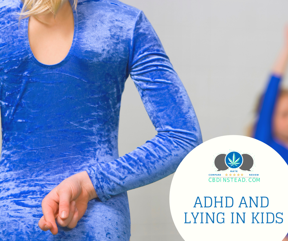 ADHD and Lying in Kids
