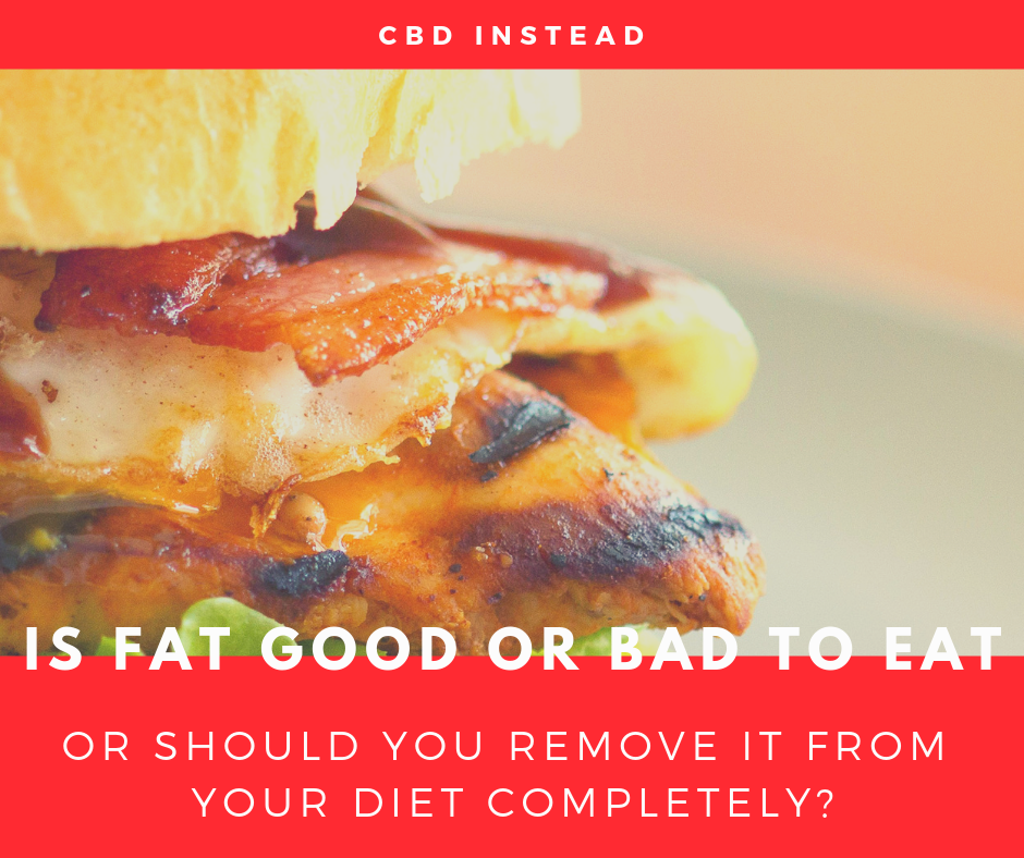 Is Fat Good or Bad to Eat?
