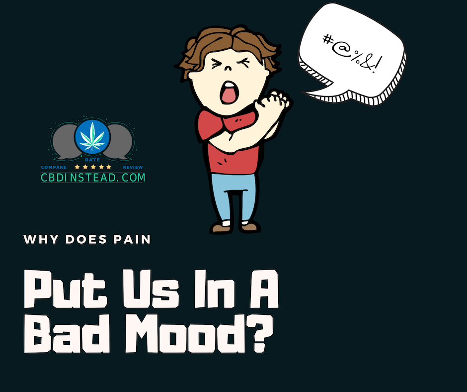 Why Does Pain Put Us In A Bad Mood?