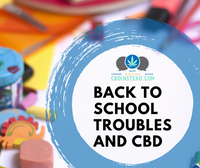 Back To School Troubles And CBD