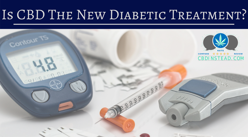 Is CBD The New Diabetes Treatment?