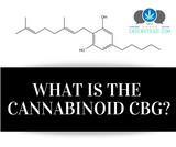What Is The Cannabinoid CBG?