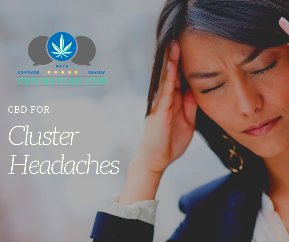 CBD For Cluster Headaches