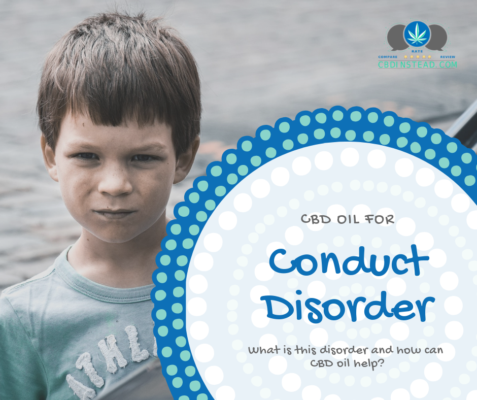 CBD For Conduct Disorder