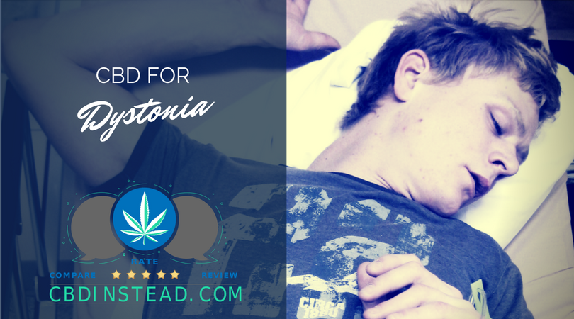 CBD For Dystonia