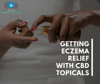 Getting Eczema Relief With CBD Topicals