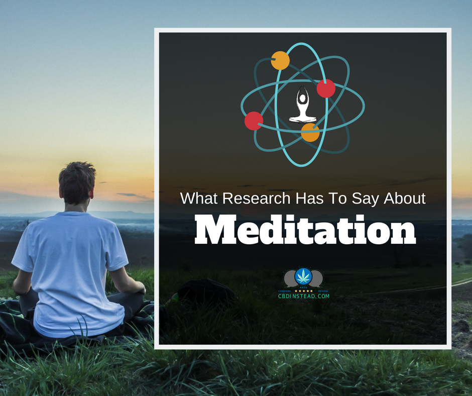 What Research Has To Say About Meditation