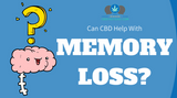 Can CBD Help With Memory Loss?