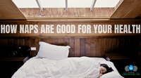 How Naps Are Good For Your Health