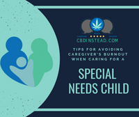 Tips for Avoiding Burnout When Caring for a Special Needs Child