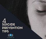 4 Suicide Prevention Tips