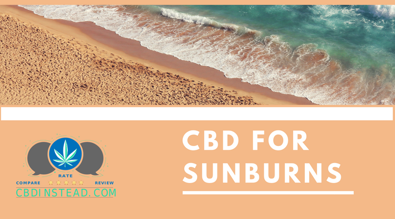 CBD For Sunburns