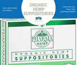 Organic Hemp Suppositories: Why Are They So Great And How Do You Use Them?