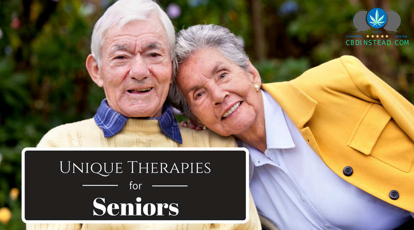 Unique Therapies For Seniors