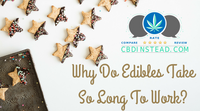 Why Do Edibles Take So Long To Work?