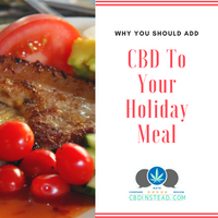 Why You Should Add CBD To Your Holiday Meal