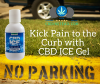 Kick Pain to the Curb with CBD ICE Gel