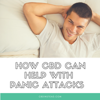 How CBD Can Help With Panic Attacks