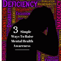 3 Simple Ways To Raise Mental Health Awareness