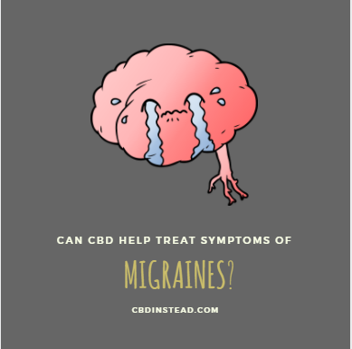 Can CBD Oil Help Treat Symptoms Of Migraines?