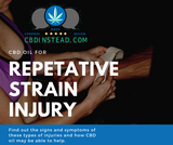 CBD For Repetitive Strain Injury